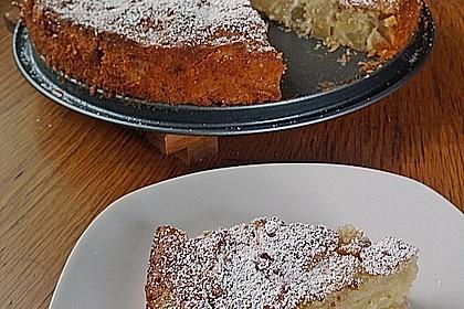 Apfel - Frischkäse - Rührkuchen 27