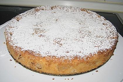 Apfel - Frischkäse - Rührkuchen 44