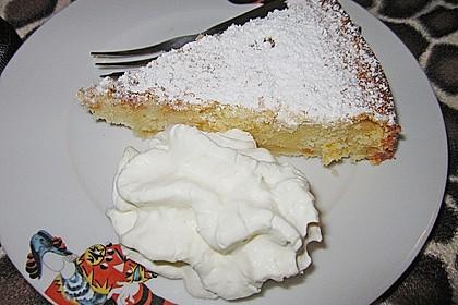 Apfel - Frischkäse - Rührkuchen 11