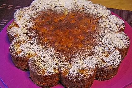 Apfel - Frischkäse - Rührkuchen 39