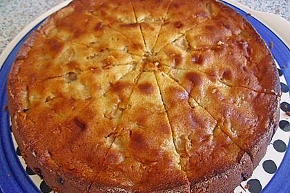 Apfel - Frischkäse - Rührkuchen 31