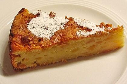 Apfel - Frischkäse - Rührkuchen 17