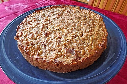 Apfel - Frischkäse - Rührkuchen 29