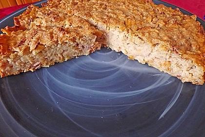 Apfel - Frischkäse - Rührkuchen 30