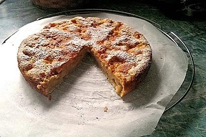 Apfel - Frischkäse - Rührkuchen 49