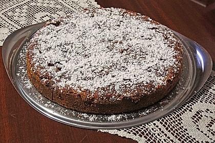 Apfel - Frischkäse - Rührkuchen 21