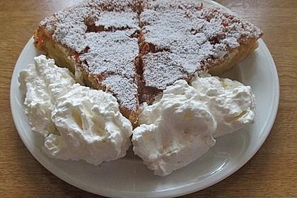 Apfel - Frischkäse - Rührkuchen 48