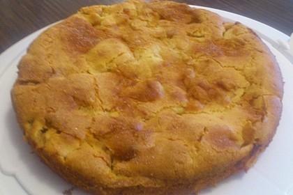 Apfel - Frischkäse - Rührkuchen 41