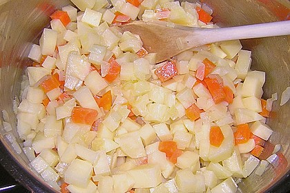 Tiroler Kartoffelsuppe 16
