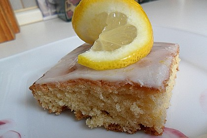 Zitronenkuchen 0