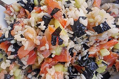 Sushi-Salat