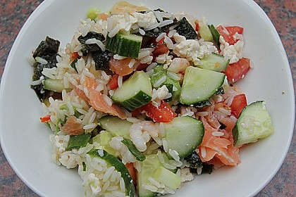 Sushi-Salat 2