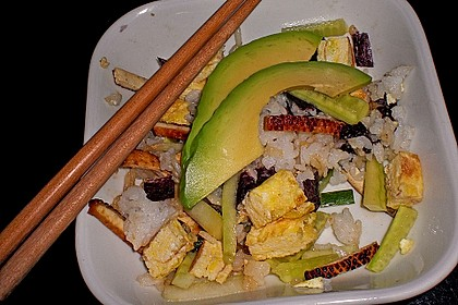 Sushi-Salat 5