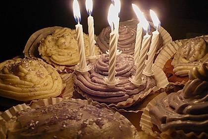 Vanille - Frischkäse - Frosting / Vanilla Cream Cheese Frosting 115