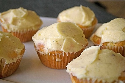 Vanille - Frischkäse - Frosting / Vanilla Cream Cheese Frosting 195