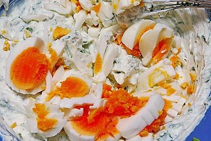 Backkartoffeln mit Frühlingsquark 8