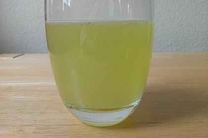 Basilikum - Zitronenlimonade