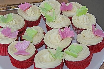 Red Velvet Cupcakes - für besondere Anlässe 30