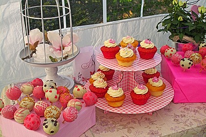 Red Velvet Cupcakes - für besondere Anlässe 1