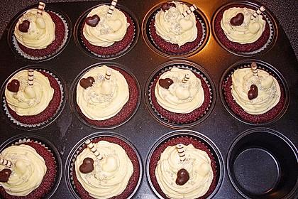 Red Velvet Cupcakes - für besondere Anlässe 13