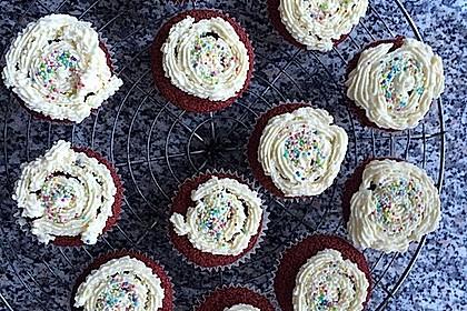 Red Velvet Cupcakes - für besondere Anlässe 48