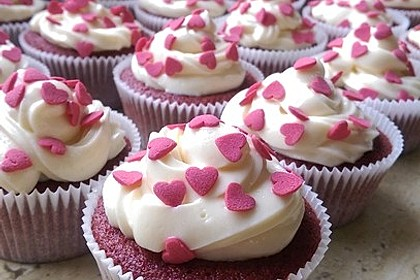 Red Velvet Cupcakes - für besondere Anlässe 10