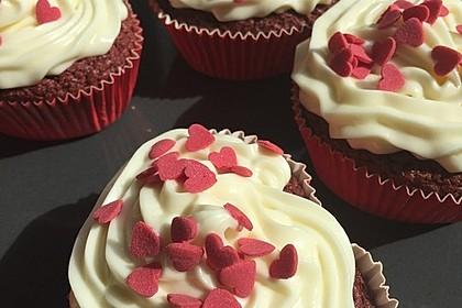 Red Velvet Cupcakes - für besondere Anlässe 20