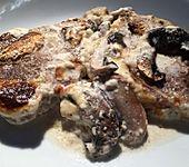 Zwiebel - Sahne - Schnitzel