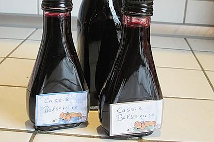 Cassis - Balsamico 2