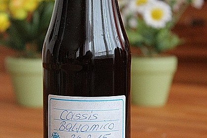 Cassis - Balsamico 6