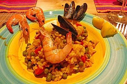 Rafis Fisch Paella 17