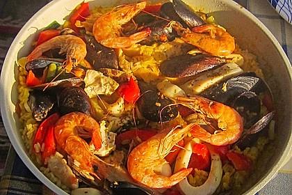 Rafis Fisch Paella 6