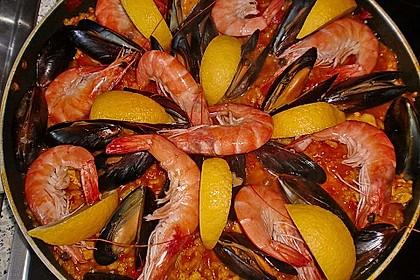 Rafis Fisch Paella 7