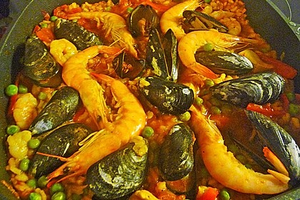 Rafis Fisch Paella 9