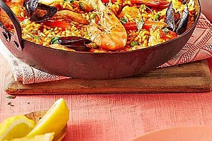 Rafis Fisch Paella