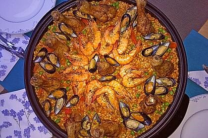 Rafis Fisch Paella 5