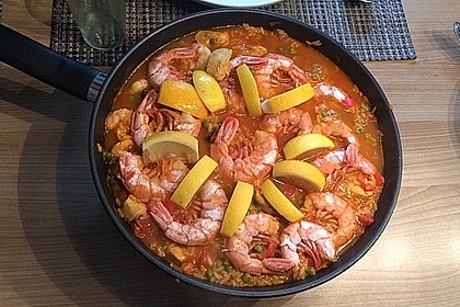 Rafis Fisch Paella 14