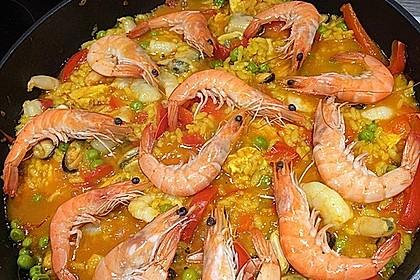 Rafis Fisch Paella 4