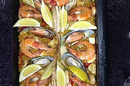 Rafis Fisch Paella 11