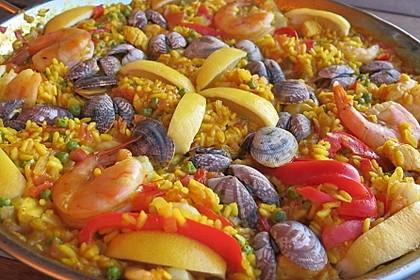Rafis Fisch Paella 3