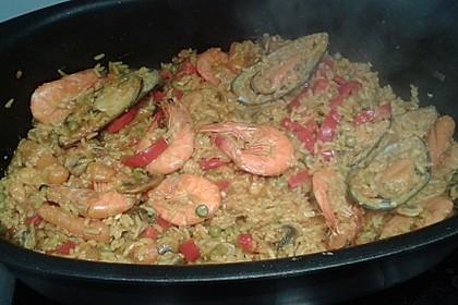 Rafis Fisch Paella 15