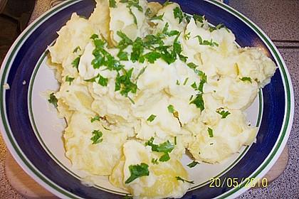 Rahmkartoffeln 2