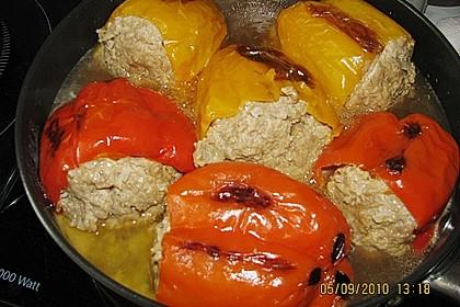 Gefüllte Paprika 3