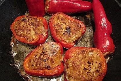 Gefüllte Paprika 1