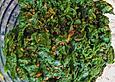 Sigumchi Namul - Korean Spinach Salad Kimchi