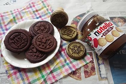 Nutella - Kekse