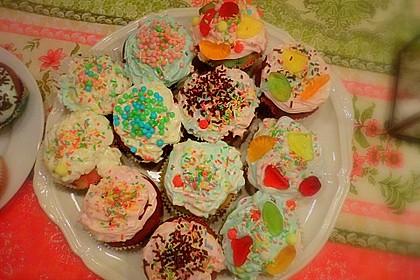Rainbow Cupcakes 7