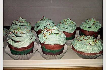 Rainbow Cupcakes 17