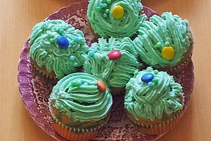 Rainbow Cupcakes 14