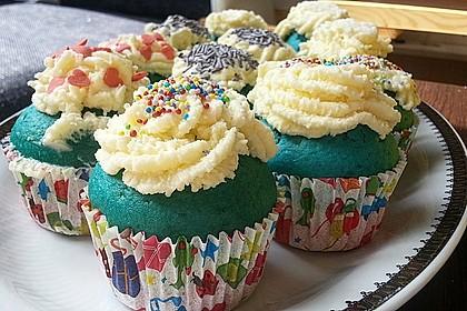 Rainbow Cupcakes 4